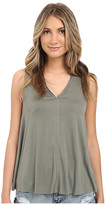 Brigitte Bailey Olivia V-Neck Tank Top