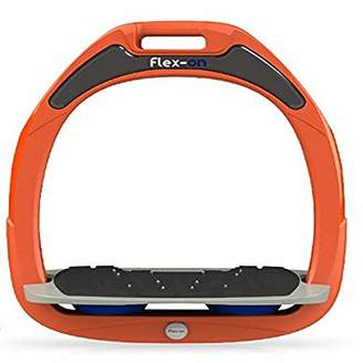 Flex on Green Composite Range Mixed Ultra-Grip Frame Color: Orange Footbed Color: Gray ELASTOMERS: