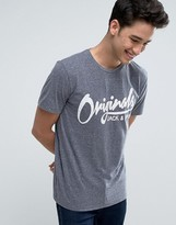 Jack and Jones Originals T-Shirt with Graphic