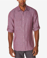 Perry Ellis Men's Linen Shirt