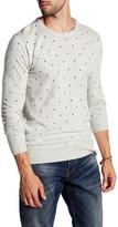 Scotch & Soda Patterned Crew Neck Sweater