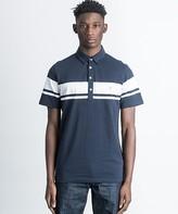 Farah The Fry Stripe Polo Shirt
