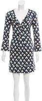 Diane von Furstenberg Gaby Silk Dress