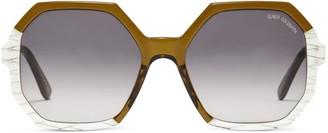 Oliver Goldsmith Sunglasses Yatton 1964 White Christmas Maze