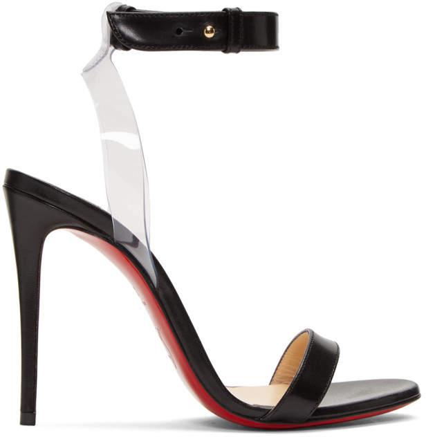 new styles 86fb4 0ff58 Black Jonatina Sandals