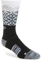Strideline Men's 'Jigsaw' Strapped Fit 2.0 Socks
