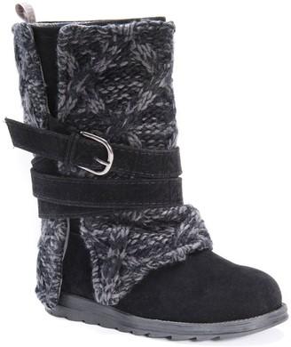Muk Luks Nevia Women's Sweater Boots