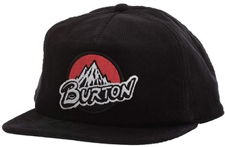 Burton Retro Mountain Cap (True Black 2) Caps