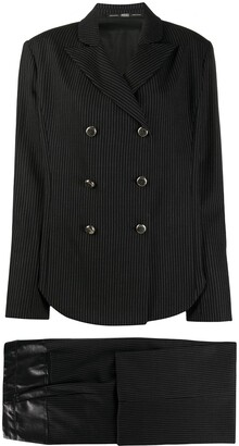 Gianfranco Ferré Pre-Owned 1990s Pinstripe Two-Piece Suit