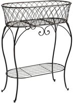 Pier 1 Imports Black Plant Stand