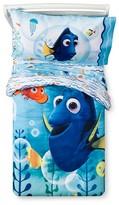 Disney Finding Dory Comforter Set (Toddler) Blue & Orange
