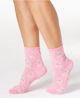 Kate Spade Women's Camel March Socks