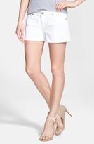 Paige Women's 'Jimmy Jimmy' Cuff Denim Shorts