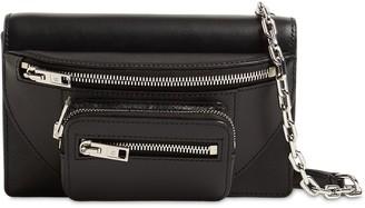 Alexander Wang Attica Small Leather Crossbody Bag