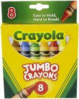 Crayola 8ct Jumbo Crayons