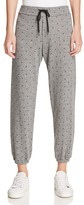 Current/Elliott The Varsity Star Print Sweatpants - 100% Bloomingdale's Exclusive