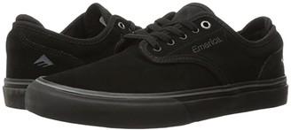 Emerica Wino G6 (Black/Black) Men's Skate Shoes