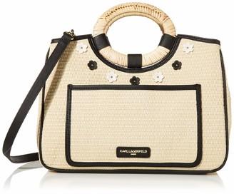 Karl Lagerfeld Paris Women's Tess Satchel Bag