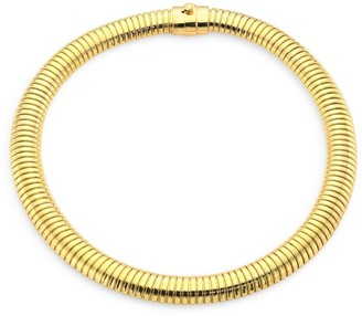 Bagutta Via 18K Gold Coiled Collar Necklace