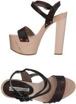 Gianmarco Lorenzi Sandals - Item 11362901