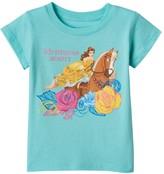 "Disney Disney's Beauty & The Beast Belle Toddler Girl ""Adventurous Beauty"" Tee"