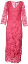 Twin-Set 3/4 length dresses