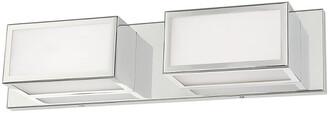 Livex Lighting Livex Sutter 2 Lt Polished Chrome Ada Bath Vanity