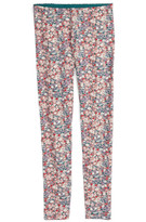 Tea Collection Azuma Floral Print Leggings (Toddler , Little Girls, & Big Girls)