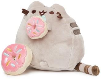 Gund Pusheen with Donut Plush