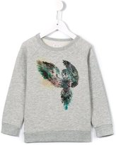 Morley 'Bass Owl' sweatshirt - kids - Cotton/Polyester - 2 yrs