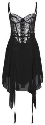 OLIVIER THEYSKENS Short dress