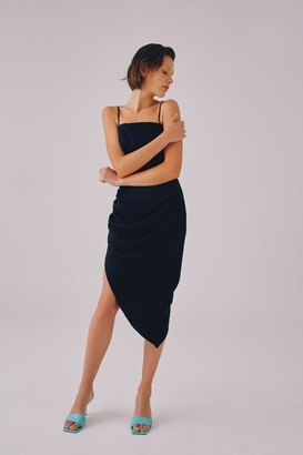C/Meo POWERHOUSE DRESS black