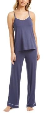 Alfani Ultra Soft Tank and Pant Pajama Set, Created for Macy's