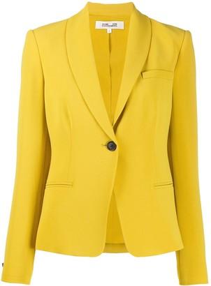 Dvf Diane Von Furstenberg Halzie crepe blazer