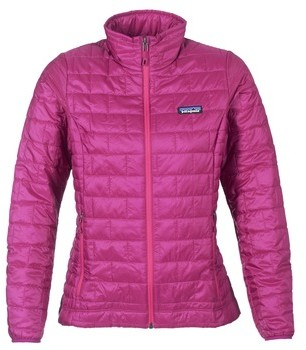 Patagonia W's Nano Puff Jkt women's Jacket in Pink