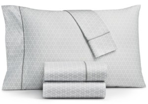 Sunham Fairfield Square Collection Waverly Cotton 450-Thread Count 6-Pc. Full Sheet Set Bedding