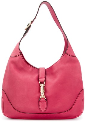 Gucci Pre Owned Strap Closure Shoulder Bag