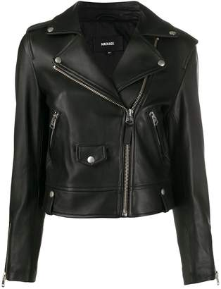 Mackage Baya biker-style jacket