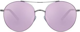 Matthew Williamson Round Frame Sunglasses