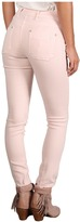 MiH Jeans Bonn High Rise Super Skinny in Ice Pink Pop (Ice Pink Pop) - Apparel