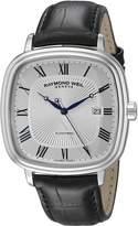 Raymond Weil Men's 2867-STC-00659 Analog Display Swiss Automatic Black Watch