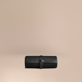 Burberry Grainy Leather Watch Case