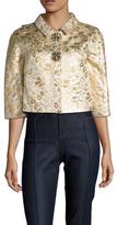 Dolce & Gabbana Jacquard Suit Jacket