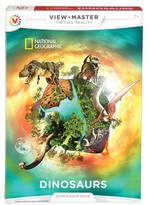 Mattel View-Master Experience Pack - National Geographic: Dinosaurs