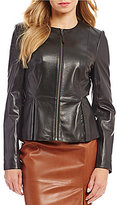 Antonio Melani Wren Leather Jacket