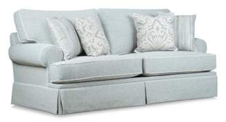Abernathy Sofa Winston Porter Fabric: Light Green