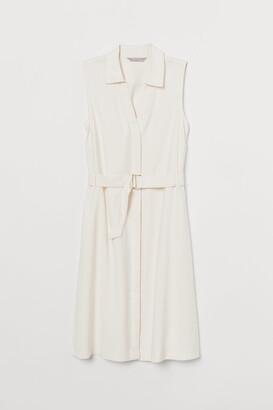H&M Belted Dress