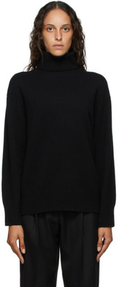 Arch The Black Cashmere Turtleneck