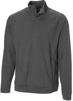 Cutter & Buck Link DryTec Kingsgate Embossed Half-Zip Pullover - Men's Regular