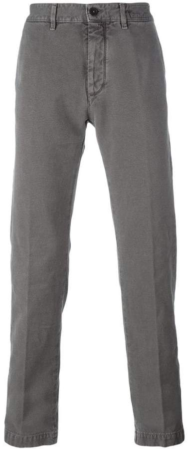 Massimo Alba 'winch' trousers